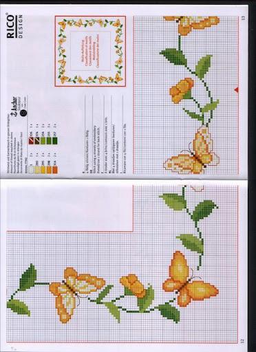 Ideas para centros de mesa bordados, diferentes pero lindos todos Guarda%20con%20mariposas