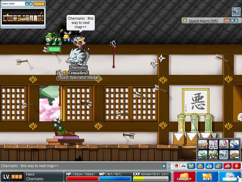 Darkillers Gaming World Exploring Kaede Castle