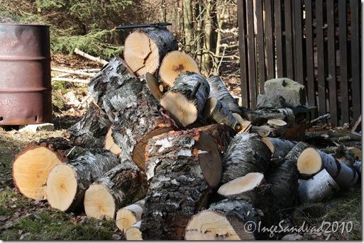 huset i skoven og træ arbejde 007