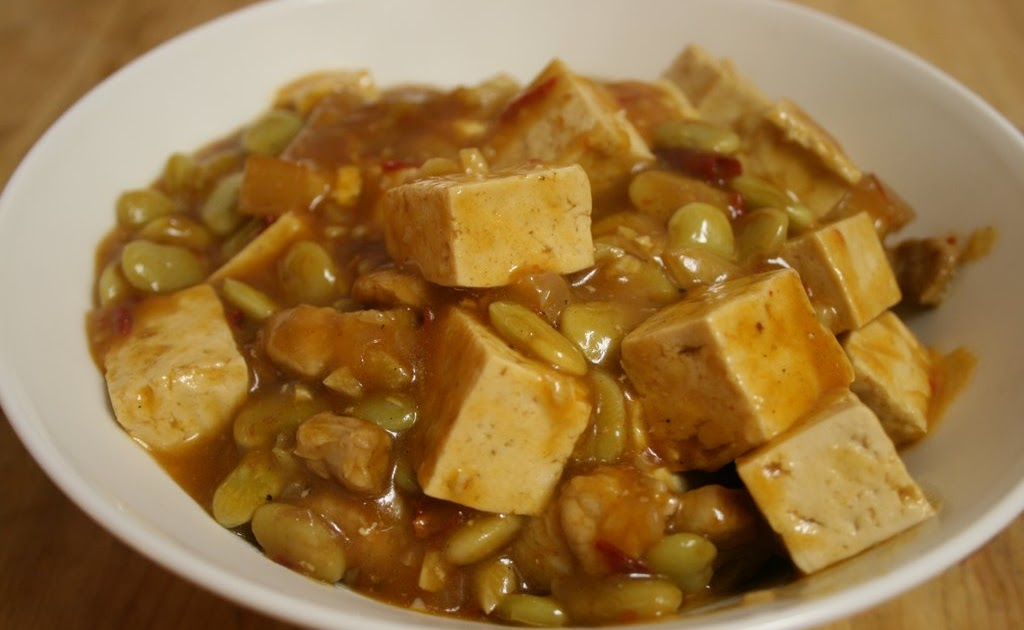 "Fusion Meals: Mapo Tofu - ""Korean Style"""