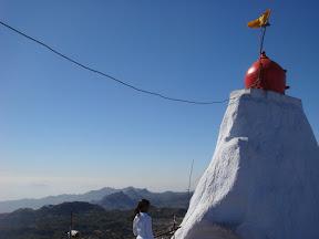 Guru Shikhar temple, Mount Abu, Rajasthan