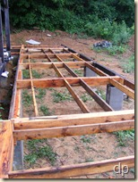 2x6 porch floor joists