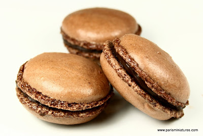 Homemade Chocolate Macaroons