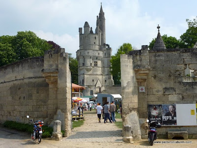 Brocante at Le donjon de Septmonts