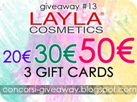Gift Cards Layla shop