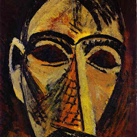 Pablo Picasso - Head of a Man.JPG