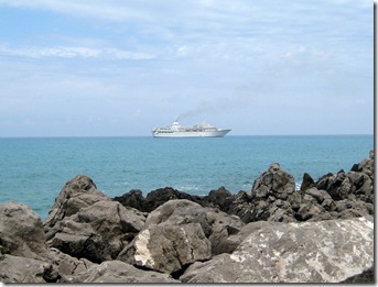 581 Our ship off Cefalu