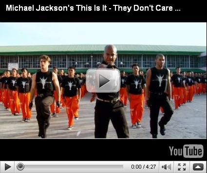 Dansande fångar