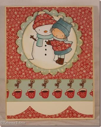 PI snowman