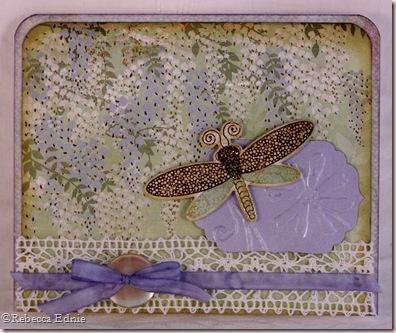 wisteria dragonfly