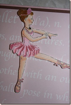 dance box ballerina