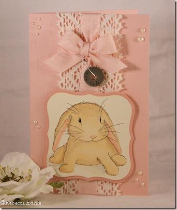 baby girl bunny wabbit