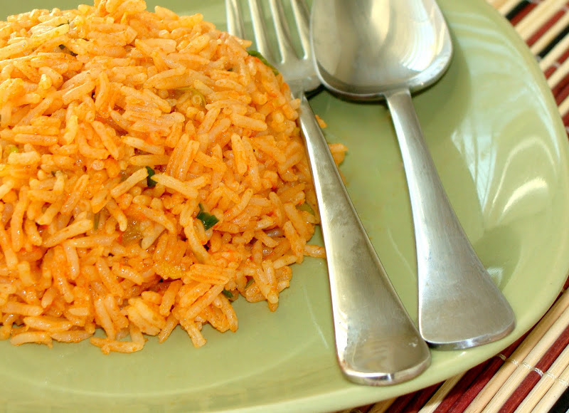 Spanish/Mexican Rice