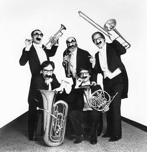 Canadian Brass Brass Quintet