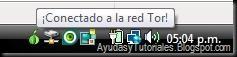 Barra de Tareas - Tor Browser - AyudasyTutoriales