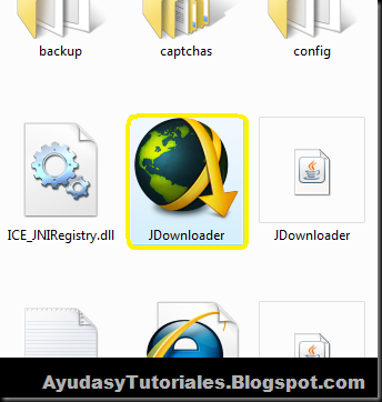 JDownloader.Exe - AyudasyTutoriales