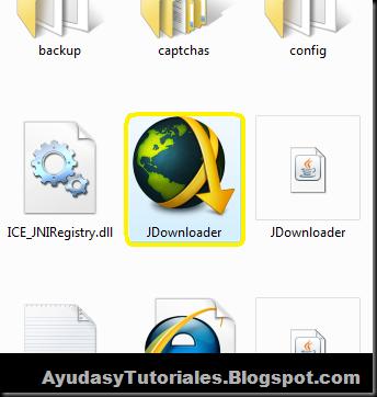 JDownloader.Exe - AyudasyTutoriales