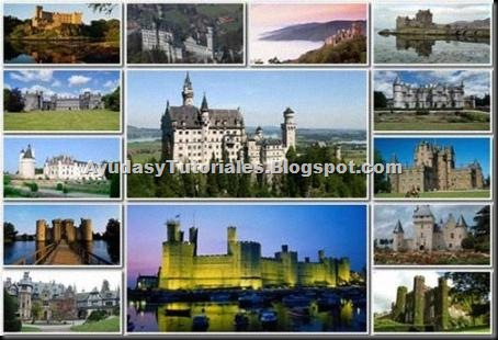 Wallpapers Summer Castles - AyudasyTutoriales