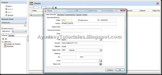 Gestion Portable - AyudasyTutoriales