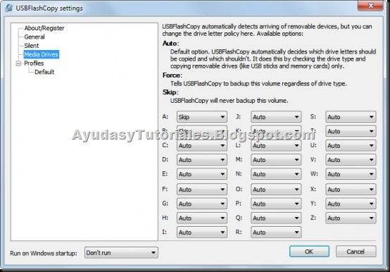 USBFlashCopy - AyudasyTutoriales
