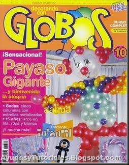 Decorando con Globos - AyudasyTutoriales