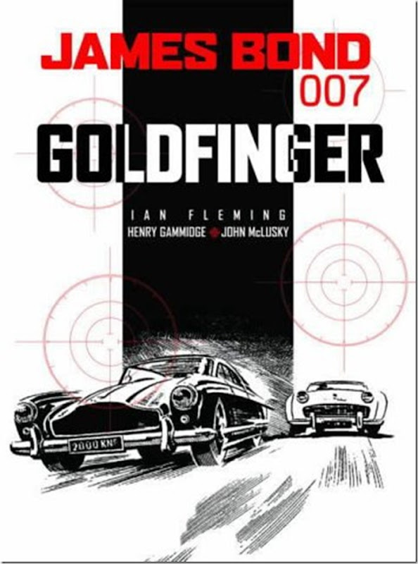 Gold Finger Book 1