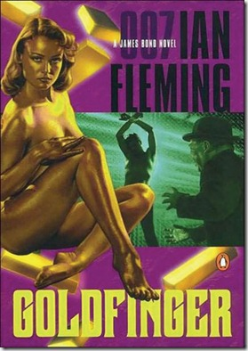Gold Finger Book 3