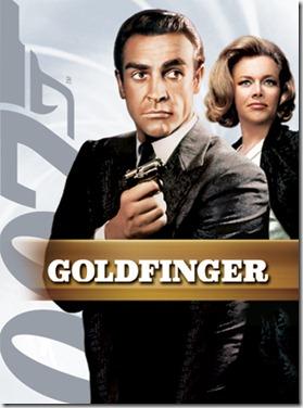Goldfinger poster 10