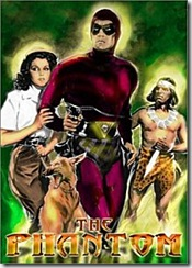 The Phantom 1943 Serial Original DVD Cover