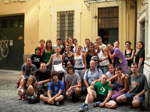 Roma, Via dei Barbieri 22 - 2010/07/23