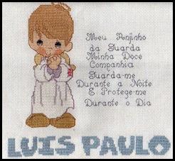 Anjinho Luis Paulo