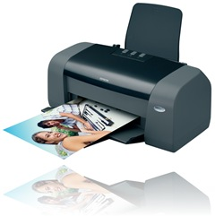 Epson Stylus C67 Printer