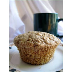 Oatmeal Buttermilk Muffins