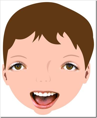 vector-face