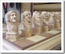 Chessmen in process-72