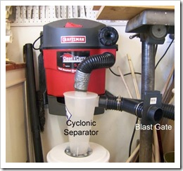 New vacuum system