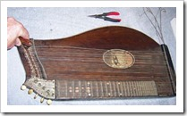 Unstringing Unknown Concert Zither-72