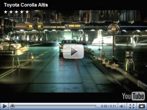 Comercial – Toyota Corolla Altis 2011