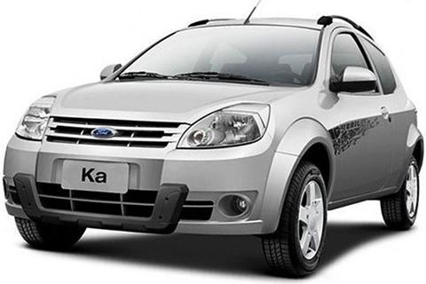 Nao Faz Muito Tempo O Ford Ka Ganhou O Kit St Que Traz Itens Esteticos Para Deixa Lo Com Aparencia Esportiva Agora O Ka Ganha Um Kit Para Deixa Lo Com