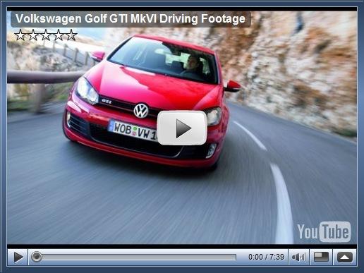 Video de apresentação do Golf 2010 europeu