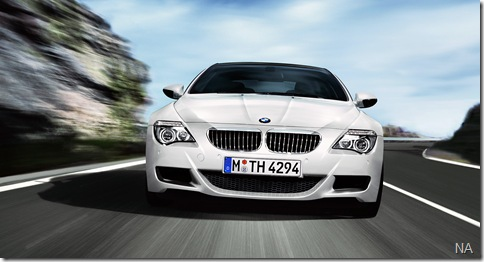 New BMW 6 Series Edition Sport Coupe