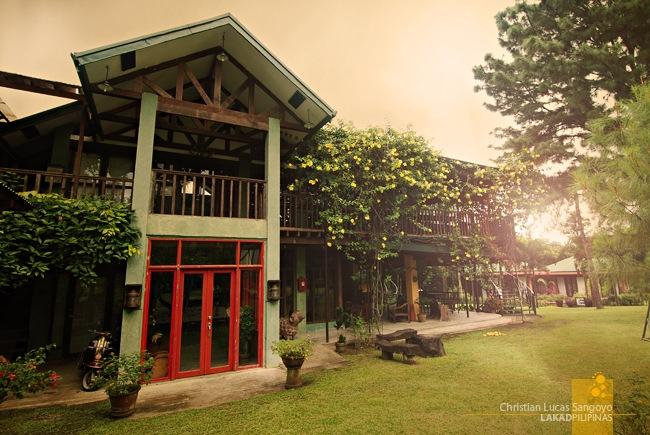 Casa San Pablo in Laguna