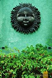 Sun Carving at Casa San Pablo