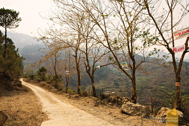 The Road to Sagada