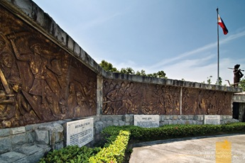The Murals in Corregidor
