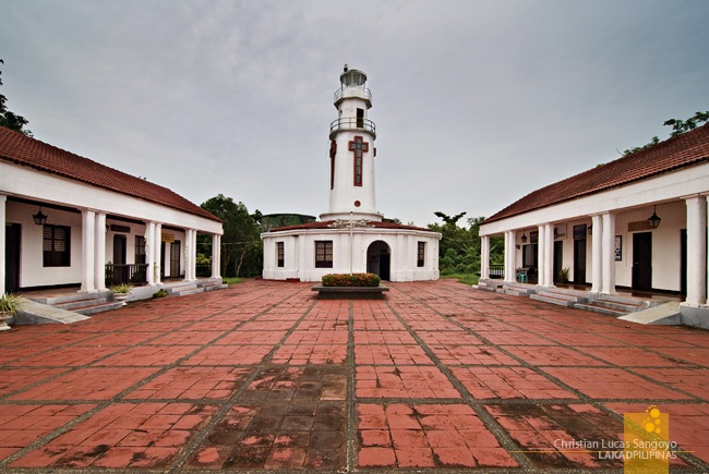 Corregidor's Old Spanish Lighthouse Plaza