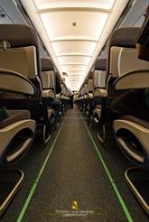 Inside Cebu Pacific's Plane