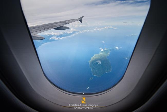 Almost Iloilo, Guimaras Island in View