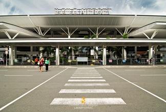 The New Iloilo Airport