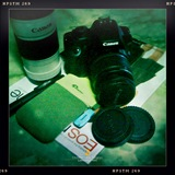 My Loot at Canon Photomarathon 2010